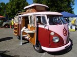 VW T1, Vintage Cars & Bikes in Steinfort am 06.08.2016