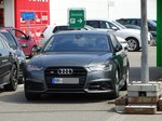 Audi S6 am 08.06.16 in Frankfurt am Main
