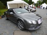 Bentley Continental GTC V8 bei den Luxembourg Classic Days in Mondorf am 02.07.2016