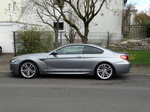 BMW M6 am 01.04.16 in Maintal