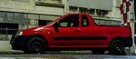 Dacia Logan Pick-Up, fotografiert am 04.03.2016.