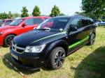 Dodge Journey, US-Car-Treffen in Stadtbredimus (Lux.) am 07.07.2013