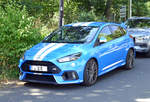 Ford Focus RS in Bonn-Hangelar -23.07.2019