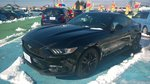 Ford Mustang 50 Years Edition in Niigata, Japan (Februar 2016)