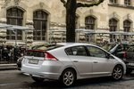 Honda Insight, fotografiert am 05.03.2016.