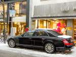 Maybach 57s fotografiert am 21.01.2013