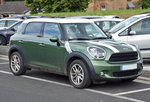 Mini One Countryman in Bad-Münstereifel - 27.07.2016