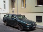 Nissan Primera Station Wagon der zweiten Generation (P11), facelift Model ab 1999.