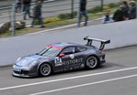 Porsche 911 GT3 Cup (Type 991), beim Rennen des Porsche Carrera Cup Great Britain, in Spa Francorchamps am 2 Mai 2015.