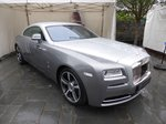 Rolls-Royce Wraith bei den Luxembourg Classic Days 2016 in Mondorf