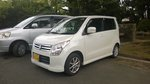 Suzuki Wagon R in Hiroshima, Japan (September 2015)