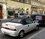 Suzuki Swift II Cabriolet in Wien am 23.09.2017