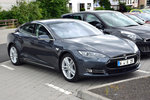Tesla 70 D Model S in Bad Münstereifel - 27.07.2016