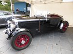 Bentley Derby Special bei den Luxembourg Classic Days 2016 in Mondorf
