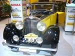 Bentley 3.5 Litre Sports Saloon mit Park Ward Karosserie.