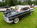 Chevrolet Bel Air bei den Luxembourg Classic Days 2016 in Mondorf