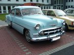 Chevrolet Bel Air Series 2400C fourdoor Sedan des Modelljahres 1953.