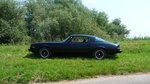 Chevrolet Camaro Type LT 1977 / 5,7 l Small Block am Deich in Ostfriesland.