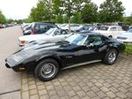 Chevrolet Corvette C3 Stingray am 17.07.2016 in Konz