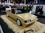Citroen BX Pick-Up Umbau.