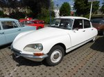 Citroen D Super, Vintage Cars & Bikes in Steinfort am 06.08.2016