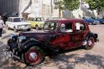 Citroen Traction Avant Oldtimer.
