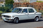 Fiat 128 - 1100 CL in Liblar - 26.03.2016