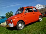 FIAT 500, Vintage Cars & Bikes in Steinfort am 06.08.2016