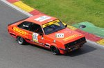 Nr.177 Walter Matthias Müller im Ford Escort RS 2000, (Youngtimer Trophy B Rennen 2) Youngtimer Festival Spa 24.7.2016