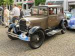Ford Model A bei der 24.