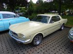 Ford Mustang, Vintage Cars & Bikes in Steinfort am 06.08.2016