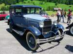 Oldtimer Ford in St.Stephan am 02.07.2011