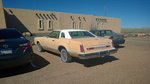 Ford Thunderbird in Holbrook (AZ), USA (Oktober 2014)