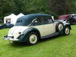Horch 930 Cabriolet bei den Luxembourg Classic Days 2016 in Mondorf