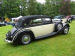 Horch 830 Cabriolet bei den Luxembourg Classic Days 2016 in Mondorf