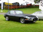 Jaguar E-Type Coupé bei den Luxembourg Classic Days 2016 in Mondorf