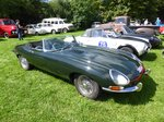 Jaguar E-Type, Vintage Cars & Bikes in Steinfort am 06.08.2016