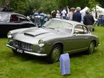 Lancia Flaminia Coupé Sport Z bei den Luxembourg Classic Days 2016 in Mondorf