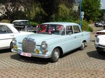 Mercedes-Benz 200, Vintage Cars & Bikes in Steinfort am 06.08.2016