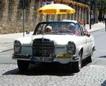 =MB 220 SE Cabriolet, 120 PS, Bj.