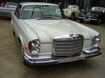 Mercedes Benz W111 E28 Coupe.