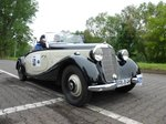 Mercedes-Benz 170 V Roadster (Baujahr 1937) bei der Internationalen Saar-Lor-Lux Classique.