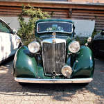 MG Series Y (1947-1953), Frontansicht - 19.07.2018
