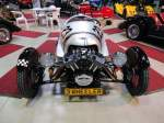 Morgan 3-Wheeler Superdry Edition beim Autojumble in Luxemburg 08.03.2014