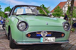 Nissan Figaro am 22.05.2016 in Bad Schwartau
