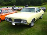 Oldsmobile Cutlass Coupe des Modelljahres 1970.