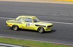 Michael Nolte im Opel Ascona a, 2. Rennen der Youngtimer Trophy A, Youngtimer Festival Spa 24.7.2016