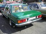 Heckansicht eines Opel Commodore C 2.5S. 1978 - 1982. Herner Oldies am 03.07.2016.