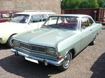 Opel Rekord B Coupe.
