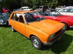 Peugeot 104, Vintage Cars & Bikes in Steinfort am 06.08.2016